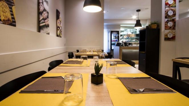 Interno - Casual Food, Firenze