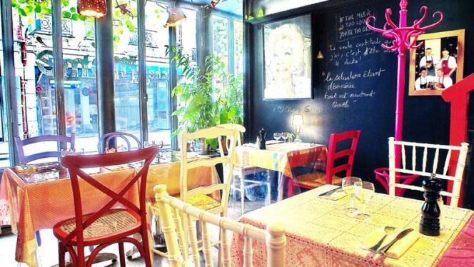 coté rue - Chez Mémé, Paris