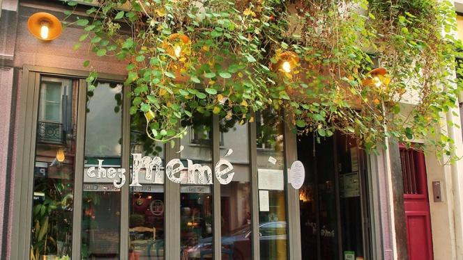 façade - Chez Mémé, Paris