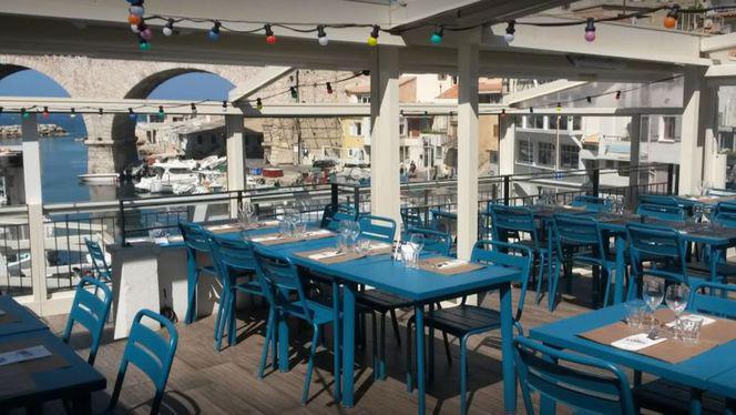 Terrasse - Chez Jeannot, Marseille