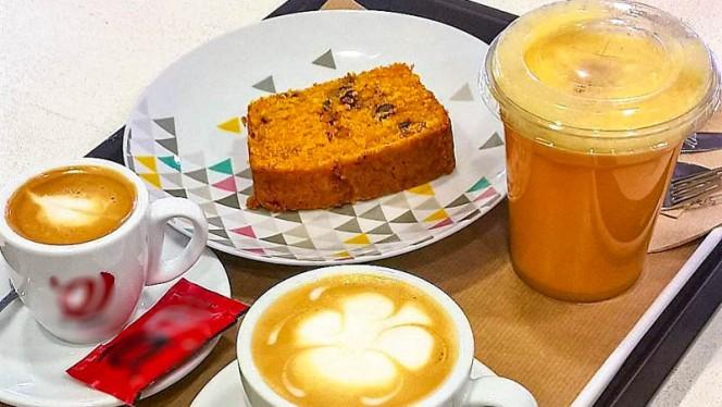 Sugerencia de plato - Pinale Coffee Shop & Salad Bar, Madrid