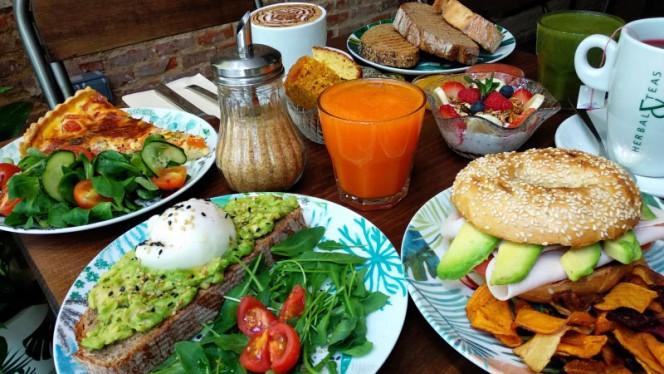 Sugerencia del chef - Pinale Coffee Shop & Salad Bar, Madrid