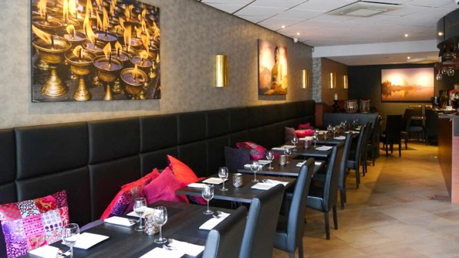 Restaurant - Tulip Indian Restaurant, Amsterdam