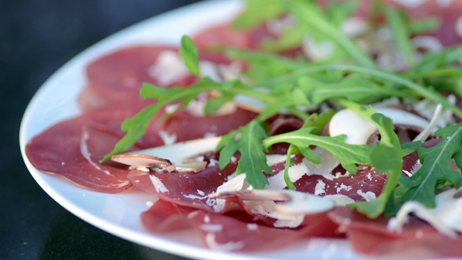 Sugerencia del chef - The Crown Marine, Barcelona