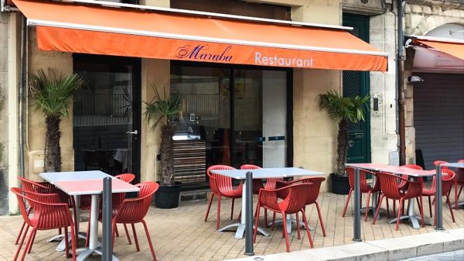 Terrasse - Marhaba, Bordeaux