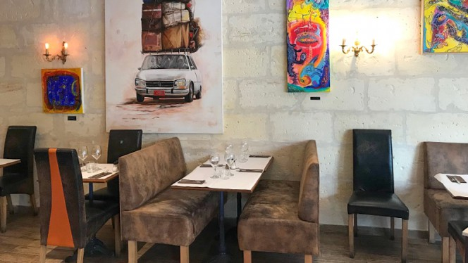 Vue de la salle - Marhaba, Bordeaux