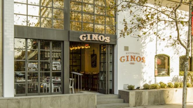 Entrada - Ginos - Sor Ángela, Madrid