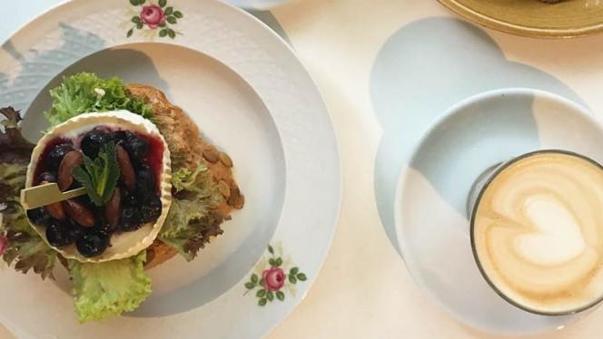 Suggestie van de chef - PIM Coffee Sandwiches & Vintage, Den Haag