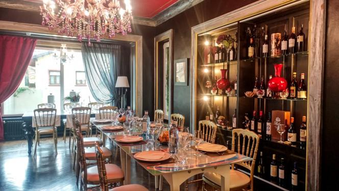 Sala del restaurante - La Casa Encantada Eventos, Torrelavega
