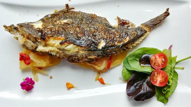 Sugerencia de pescado - La Casa Encantada Eventos, Torrelavega
