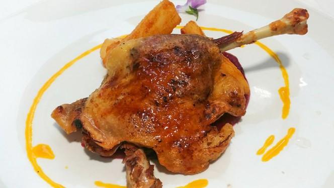 Sugerencia de pollo - La Casa Encantada Eventos, Torrelavega