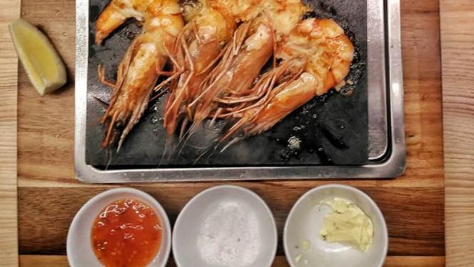 Sugestão do chef - NACOS & CO, Cascais