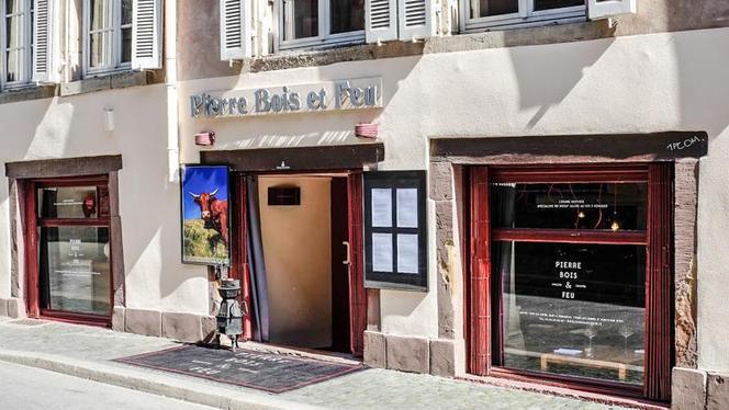 Devanture - Pierre Bois et Feu, Strasbourg