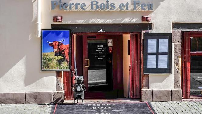 Façade - Pierre Bois et Feu, Strasbourg
