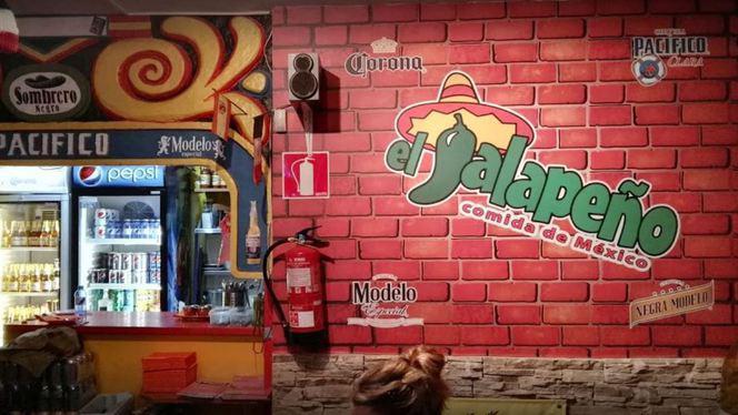 1 - El Jalapeño, Madrid