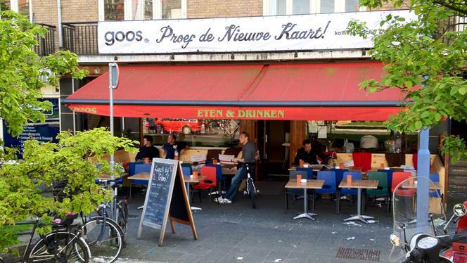 Restaurant - Goos eten & drinken, Amsterdam