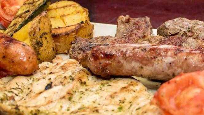Sugerencia del chef - Nuestra brasa Garibaldi, Barcelona