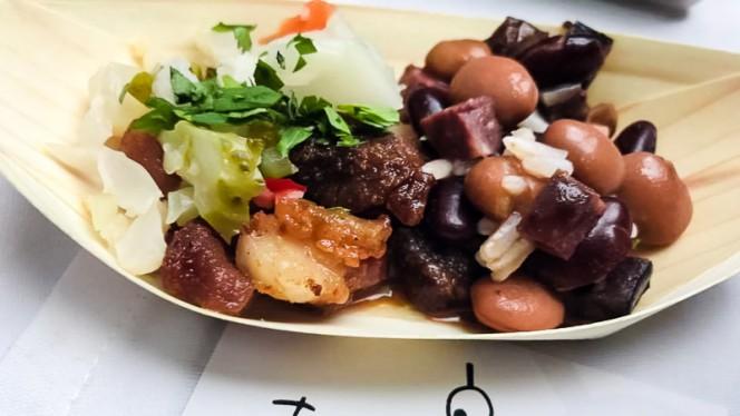 Sugestão do chef - Tapas na Língua, Matosinhos