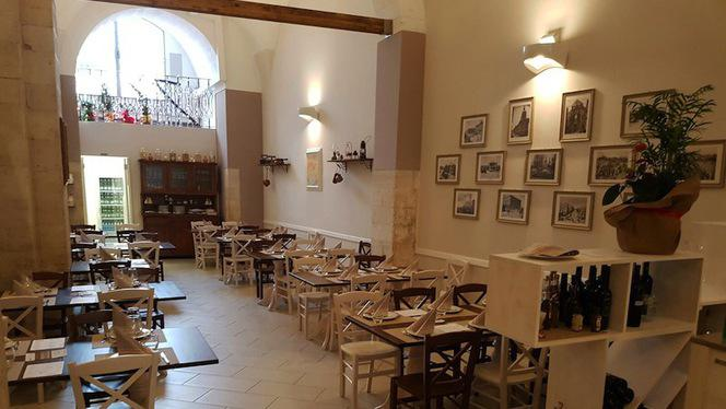 Sala - Osteria Villari, Bari