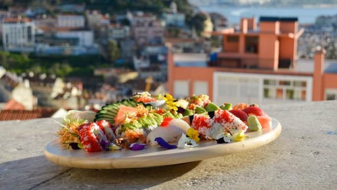 A melhor vista - Sushi Giro, Lisboa