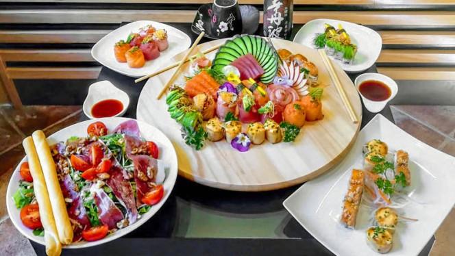 Sugestão do chef - Sushi Giro, Lisboa