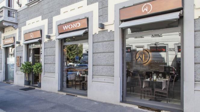 Entrata - Wond Restaurant, Milan