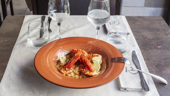 Suggerimento dello chef - Wond Restaurant, Milan