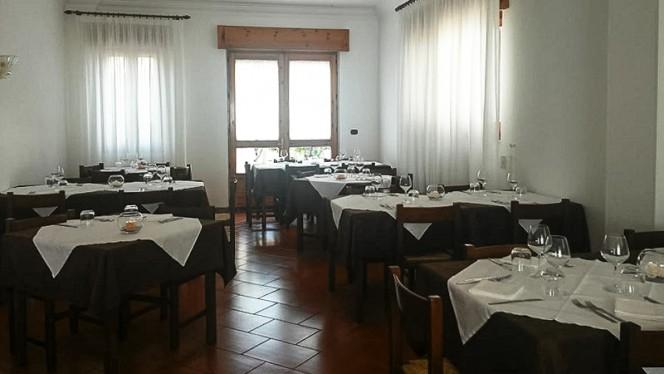 Sala interna - Ieietta, Locorotondo