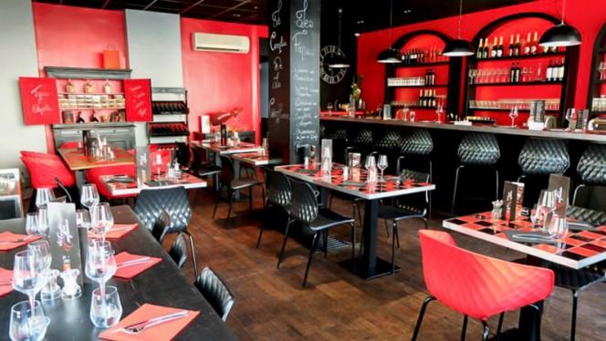 bar - Le Comptoir de la Confluence, Lyon