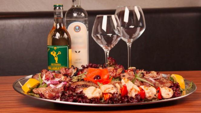 Mix Grill Meat - Mythos Greek Restaurant, Amsterdam