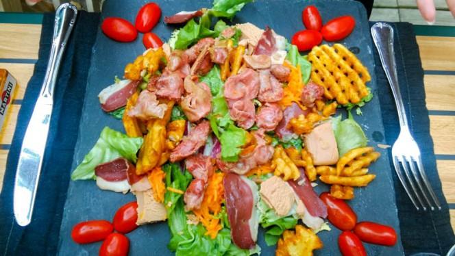 Suggestion du Chef - L'Auberge Rouge, Ris-Orangis