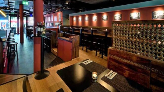 Salle - Tao Lounge Bar, Lausanne