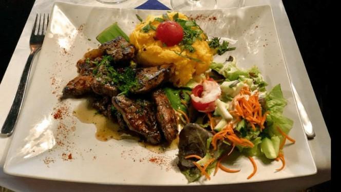 Suggestion du chef - Tao Lounge Bar, Lausanne
