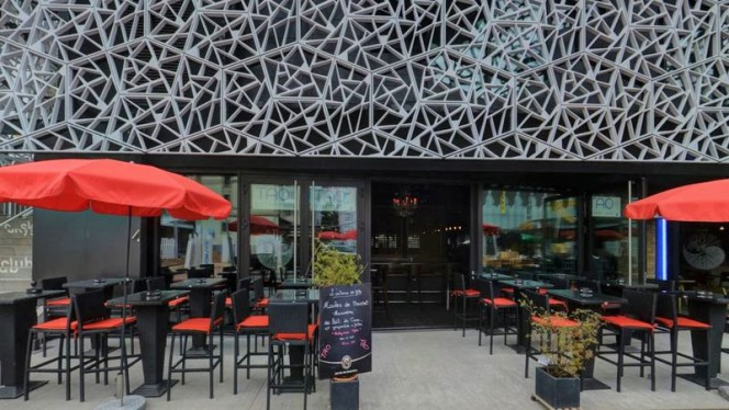 Terrasse - Tao Lounge Bar, Lausanne