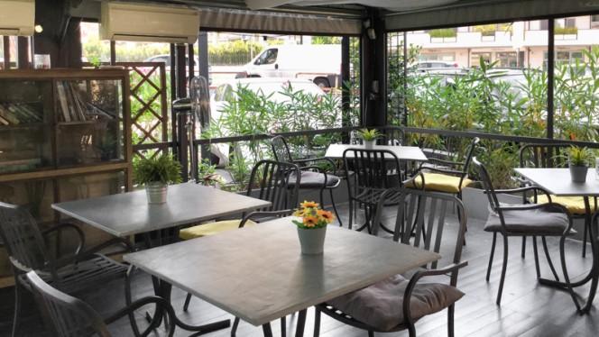 terrazza - Bar Bar Roma, Rome