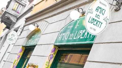 Ristorante Amici Del Liberty, Milano