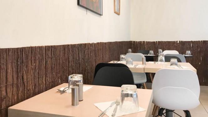 Salle - Kabul Kitchen, Paris