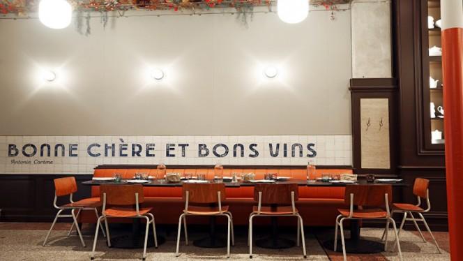 Salle - Bouillon Baratte, Lyon