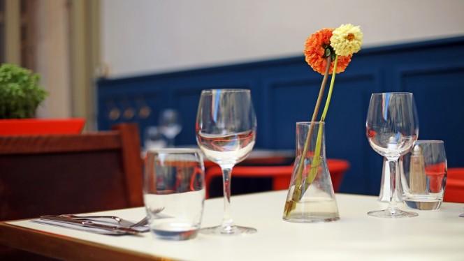 Table - Bouillon Baratte, Lyon