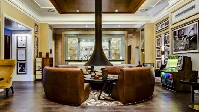 lounge - Montreux Jazz Café, Montreux