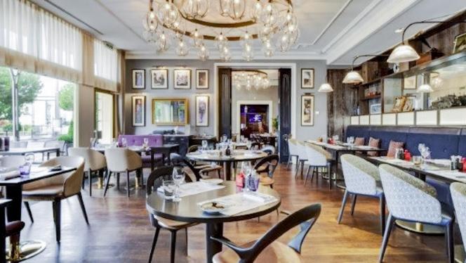 Vue salle - Montreux Jazz Café, Montreux