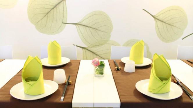 Dettaglio tavolo - Zen-Ci Asian restaurant, Milan