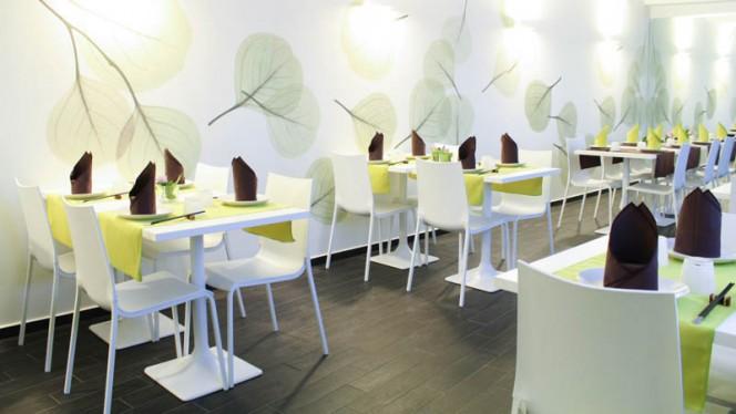 Vista sala - Zen-Ci Asian restaurant, Milan