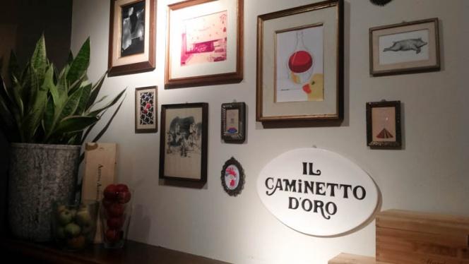 entrata - Caminetto d'Oro, Bologna