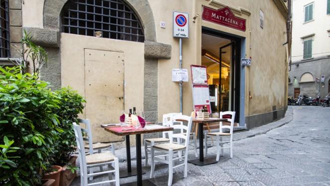Terrazza - Mattacéna, Firenze