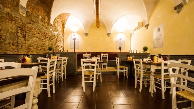 Vista sala - Mattacéna, Firenze