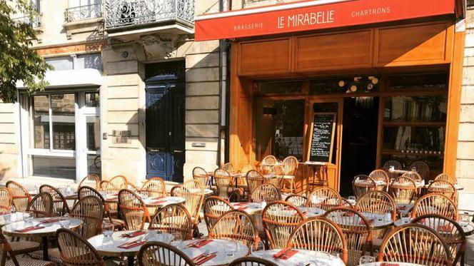 Terrasse - Le Mirabelle, Bordeaux
