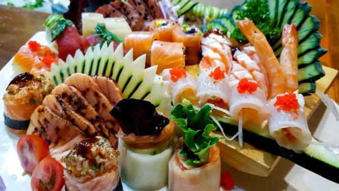 Sugestão prato - Koi Sushi Saldanha, Lisboa