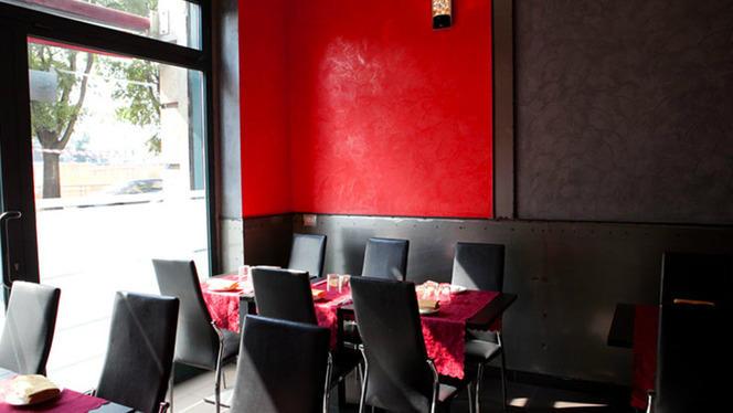 I tavoli - JinZuan, Milan