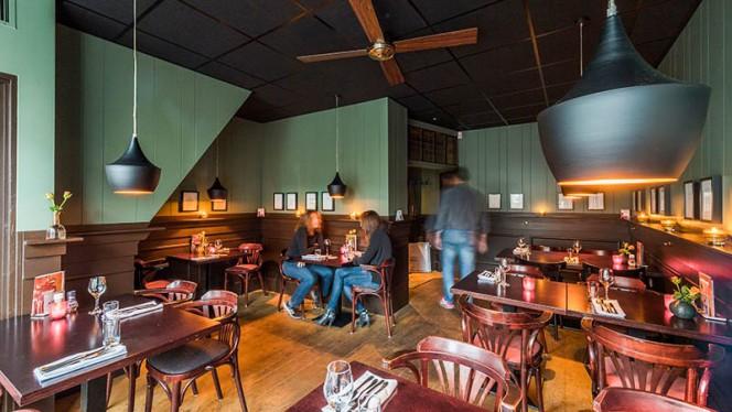 Restaurant - First Page, Den Haag